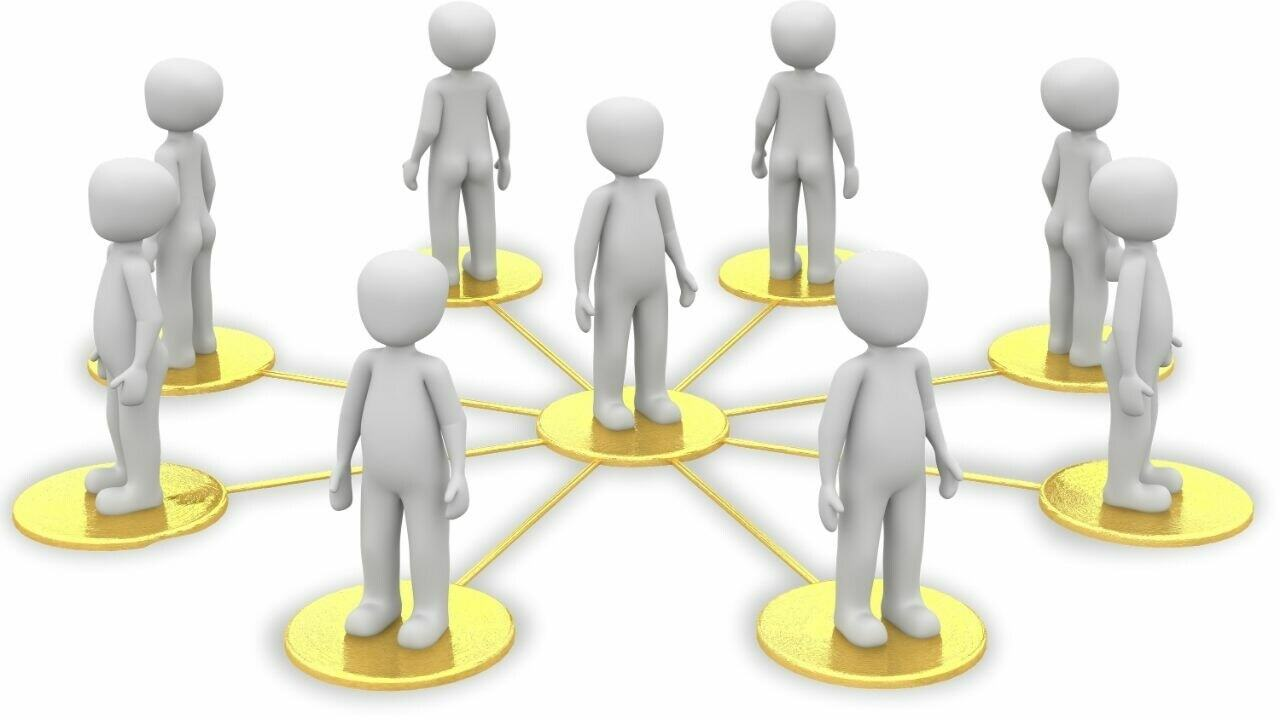 Leverage your business through networking with key people